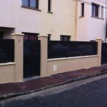Rénovation façade+ clôture